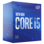 Intel Core i5-10400F (2.9 GHz / 4.3 GHz)