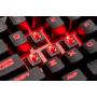 Clavier Gamer mécanique (Cherry MX Red) Corsair K63 avec Rétro-éclairage (Noir)