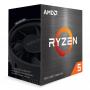 Processeur AMD Ryzen 5 5600X Socket AM4 (4,6 Ghz)